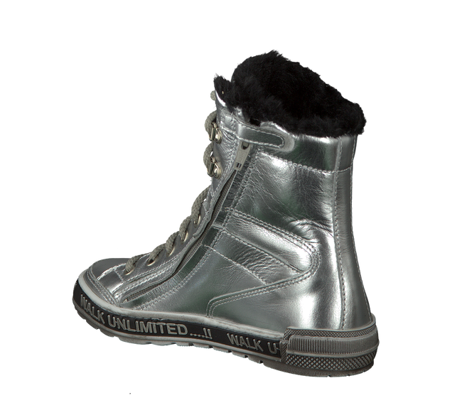 Silver HIP Ankle boots 71767 - large