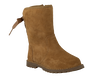 Camel UGG High boots CORENE PATENT - small