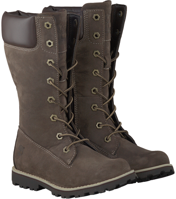 Brown TIMBERLAND High boots 83982 - large