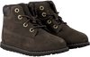 Brown TIMBERLAND Ankle boots POKEY PINE 6IN BOOT - small