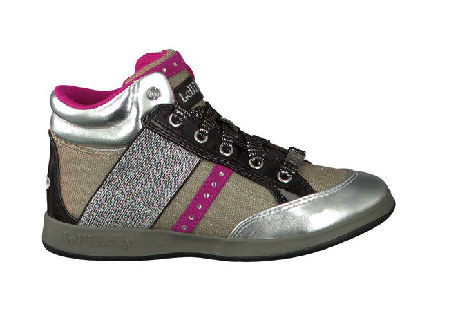 Silver LELLI KELLY Sneakers CALIFORNIA ER01 - large