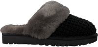 Black UGG Slippers W COZY  - medium