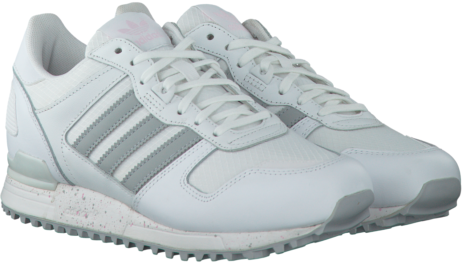 White ADIDAS Sneakers ZX 700 DAMES - Omoda.com