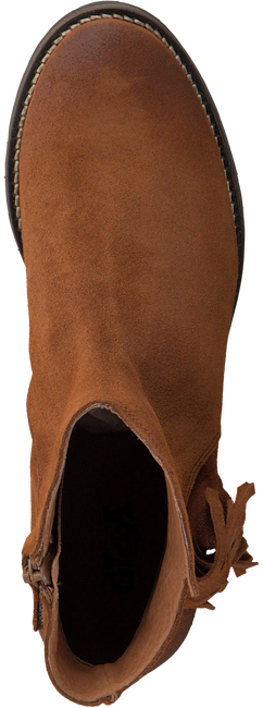 Cognac GIGA High boots 8064 - large