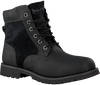 Black TIMBERLAND Ankle boots LARCHMONT 6IN WP BOOT - small