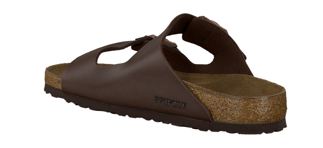 Brown BIRKENSTOCK PAPILLIO Flip flops ARIZONA HEREN - large
