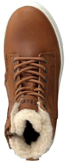 Cognac HIP Lace-up boots 2866 - large