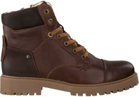 Brown OMODA Lace-up boots ALL518E6LABRWNOM  - medium