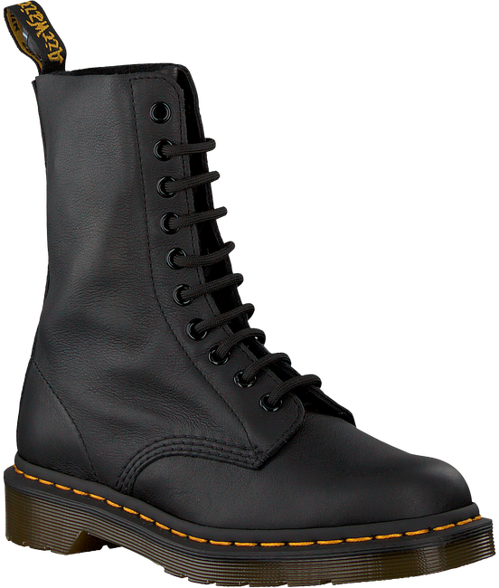 Black DR MARTENS Lace-up boots 1490 - large