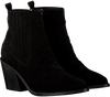 Black NOTRE-V Classic ankle boots AH21  - small