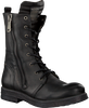 Black REPLAY Biker boots RL260016L EVY - small