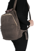 Taupe SHABBIES Backpack 253020001 - small