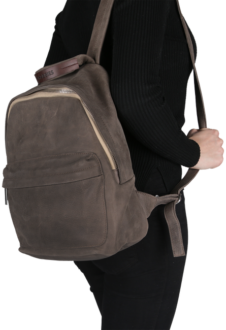 Taupe SHABBIES Backpack 253020001 - large