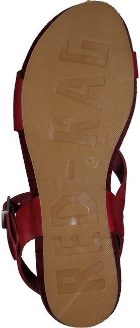 Red RED RAG Sandals 79208  - large