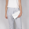White PETER KAISER Clutch WINEMA - small