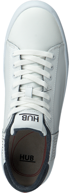 White HUB Low sneakers HOOK-R  - large