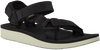 Black TEVA Sandals ORIGINAL - small