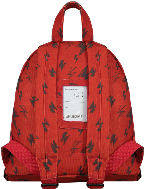 Red SHOESME Backpack BAG9A030  - large