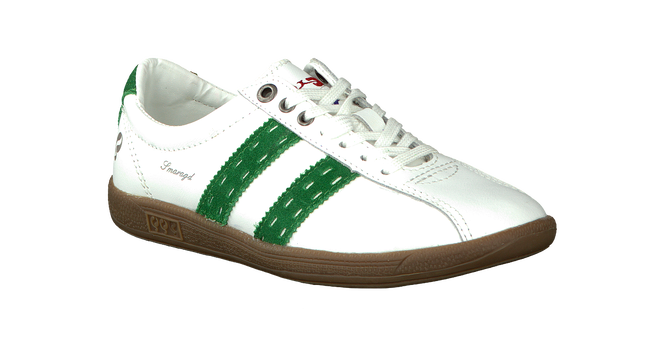 White QUICK Sneakers SMARAGD JR - large
