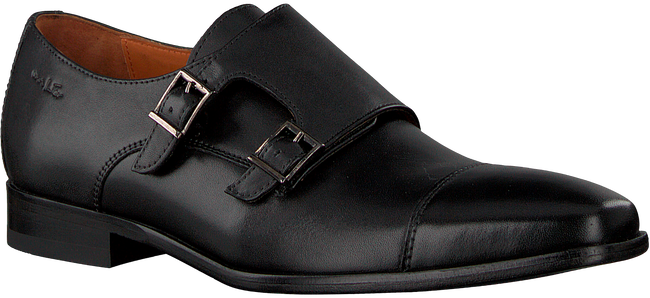 Black VAN LIER Business shoes 1856008 - large