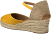Yellow UNISA Espadrilles CISCA - small