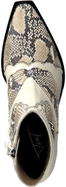 White TORAL Cowboy boots TL11121 - large