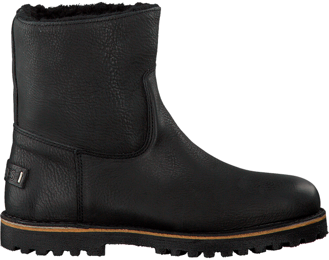 Black SHABBIES Ankle boots 181020089 - large