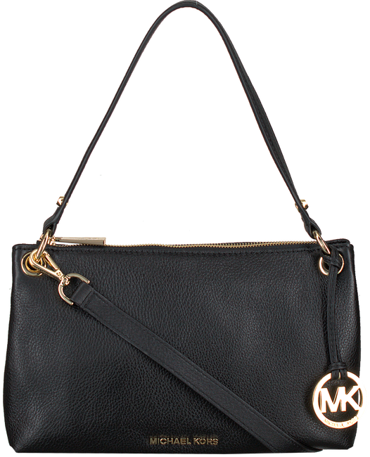 Black MICHAEL KORS Clutch BENFORD - large