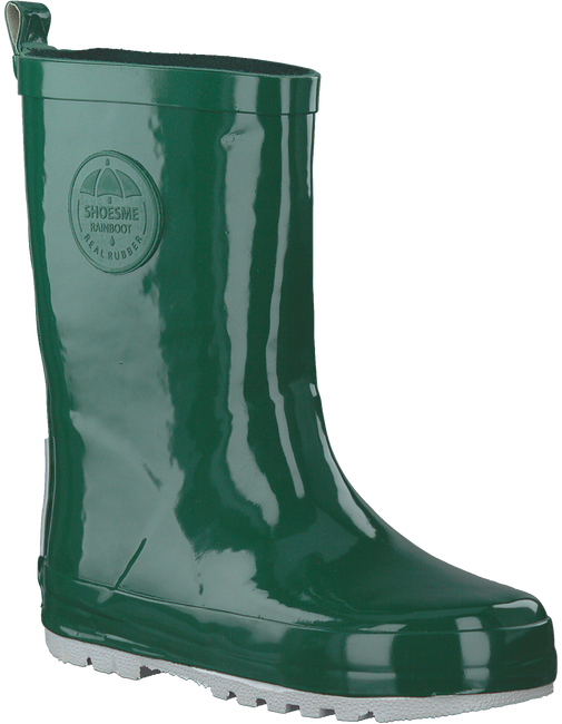 Green SHOESME Rain boots RB7A092 - large