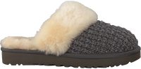 Grey UGG Slippers W COZY  - medium