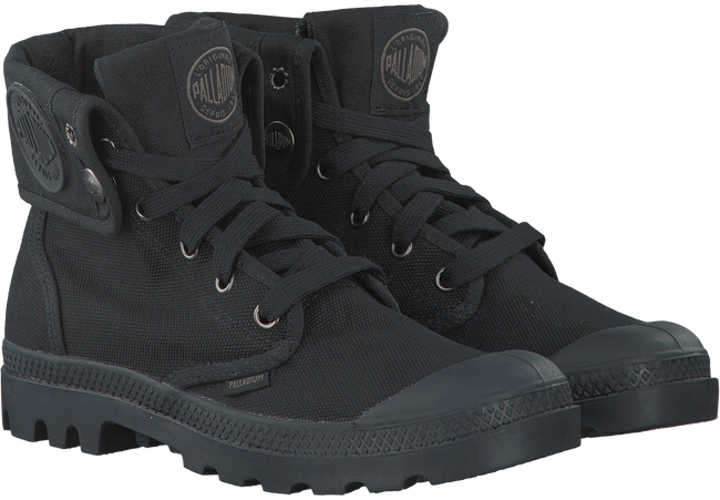 Black PALLADIUM Ankle boots BAGGY D - large