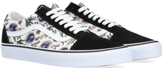 Black VANS Low sneakers UA OLD SKOOL WMN  - large