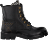 Black APPLES & PEARS Lace-up boots GINGER  - small