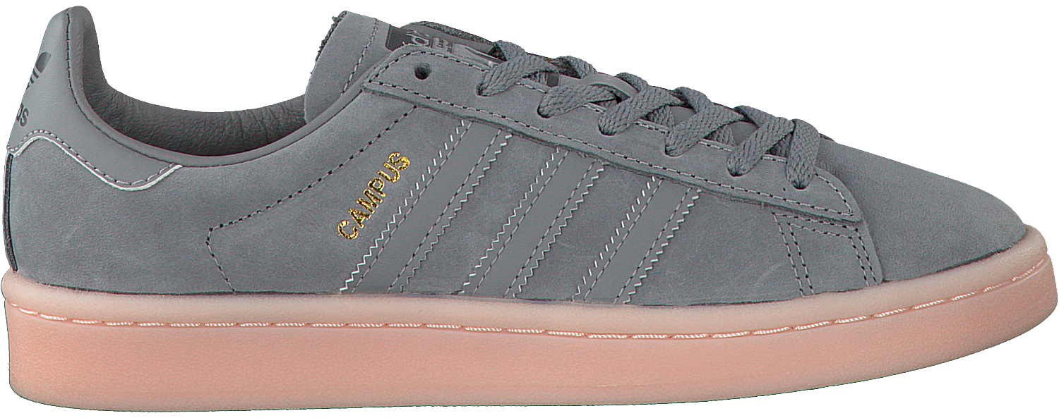 Grey ADIDAS Sneakers CAMPUS DAMES - Omoda.com