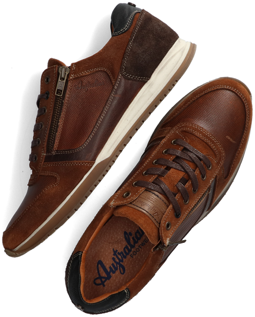 Brown AUSTRALIAN Low sneakers BROWNING  - large