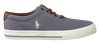 Grey POLO RALPH LAUREN Lace-ups VAUGHN - small