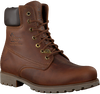 Brown PANAMA JACK Ankle boots PANAMA HEREN - small