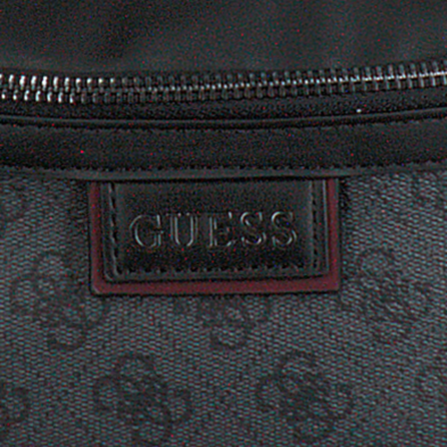 Black GUESS Belt bag VEZZOLA BUM BAG  - large