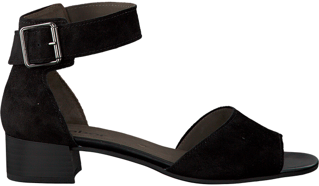 Black GABOR Sandals 723 - large