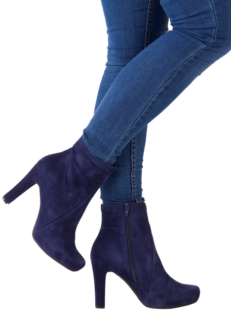 Blue UNISA Booties WIRSA - large