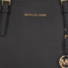 Black MICHAEL KORS Shopper EW TZ TOTE - small