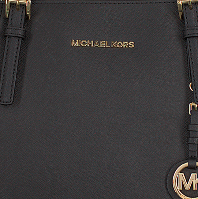 Black MICHAEL KORS Shopper EW TZ TOTE - large