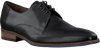 Black FLORIS VAN BOMMEL Business shoes 14348 - small