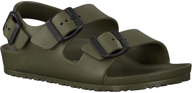 Green BIRKENSTOCK Sandals MILANO KIDS EVA - large