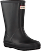 Black HUNTER Rain boots KIDS FIRST CLASSIC - small