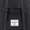 Black HERSCHEL Backpack RETREAT - small