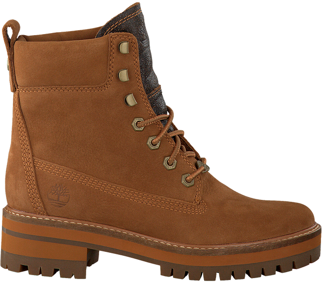 Brown TIMBERLAND Ankle boots COURMAYEUR VALLEY YB - large