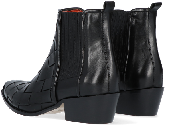 Black NOTRE-V Booties 08B-201  - large