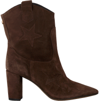 Brown FABIENNE CHAPOT Booties HUGO STAR BOOT  - medium