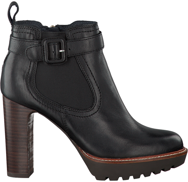 Black TOMMY HILFIGER Booties ILEEN 10A - large
